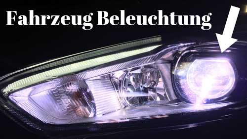 Thumbnail Fahrzeug Beleuchtung