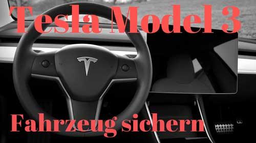 Thumbnail Tesla sichern V3